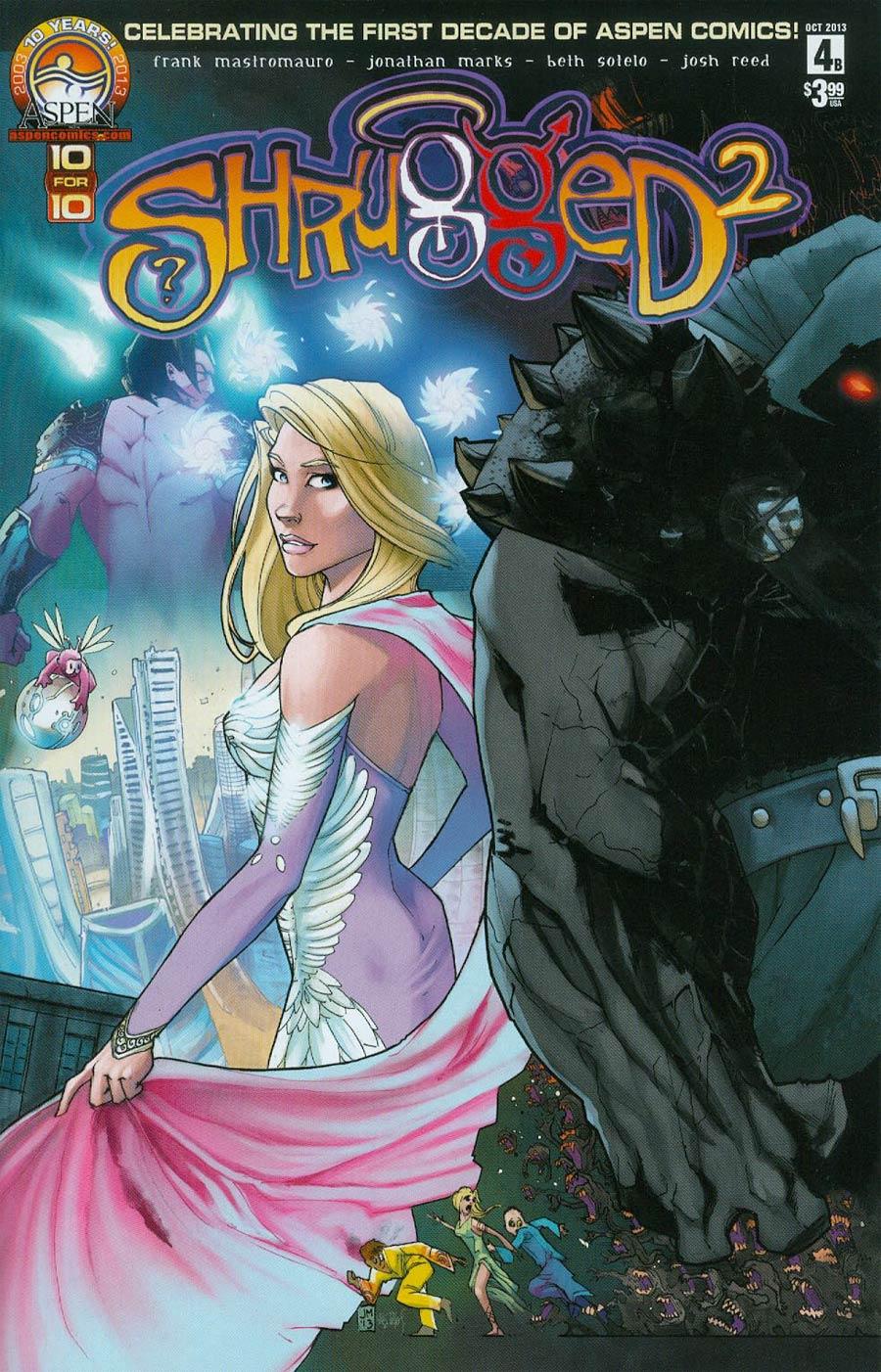 Shrugged Vol 2 #4 Cover B
