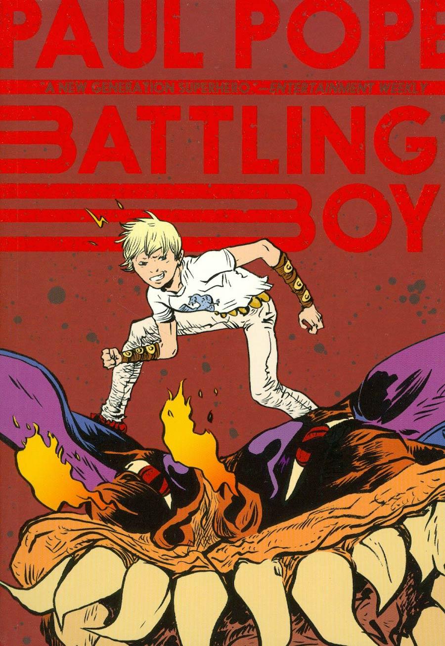 Battling Boy TP