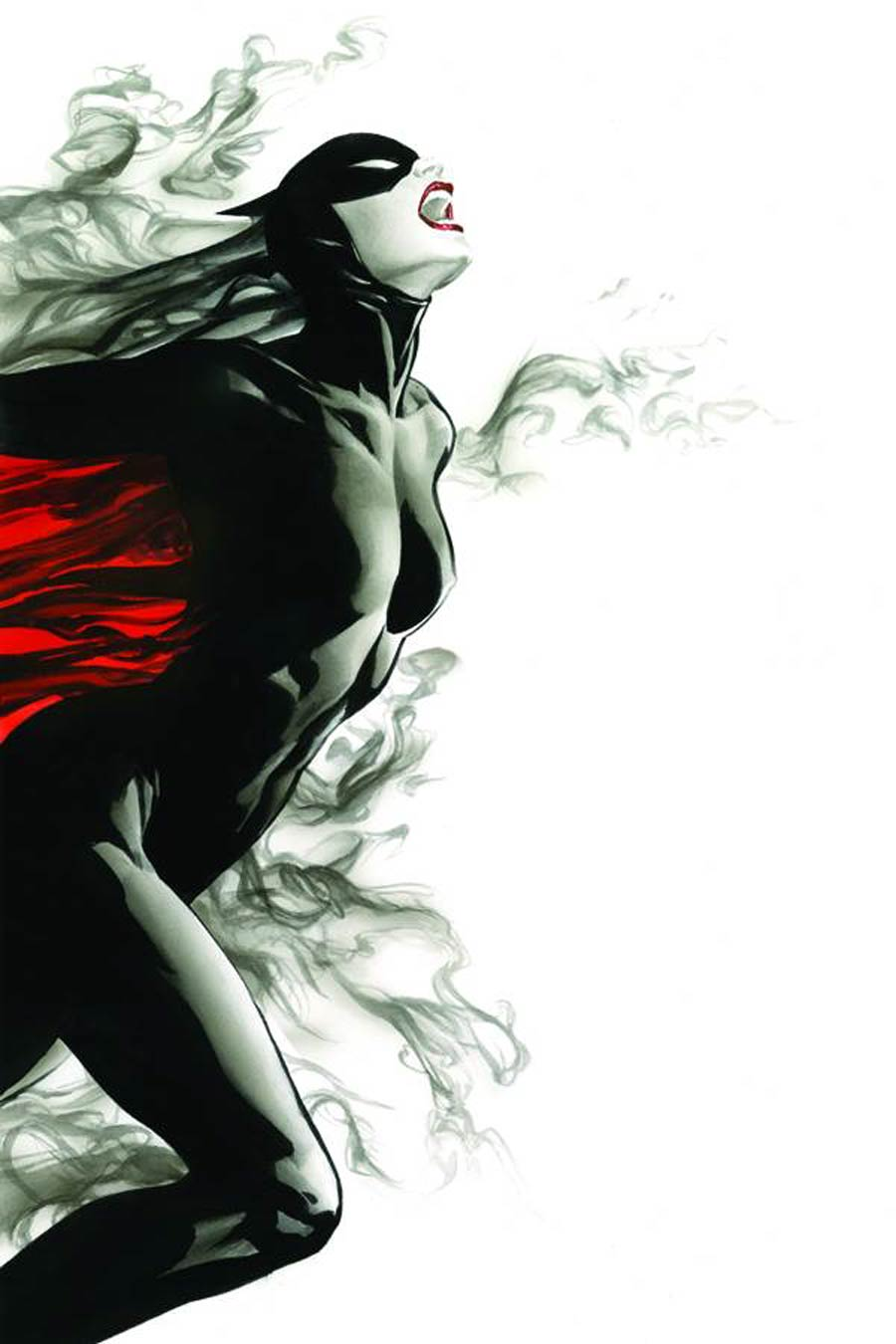 Miss Fury Vol 2 #1 Cover G Incentive Alex Ross Virgin Cover