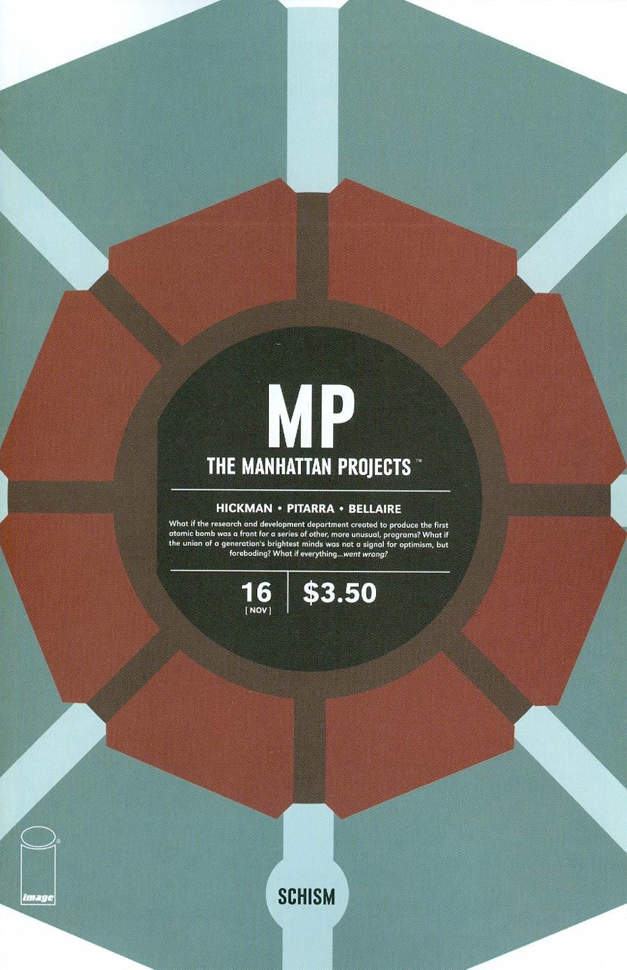 Manhattan Projects #16