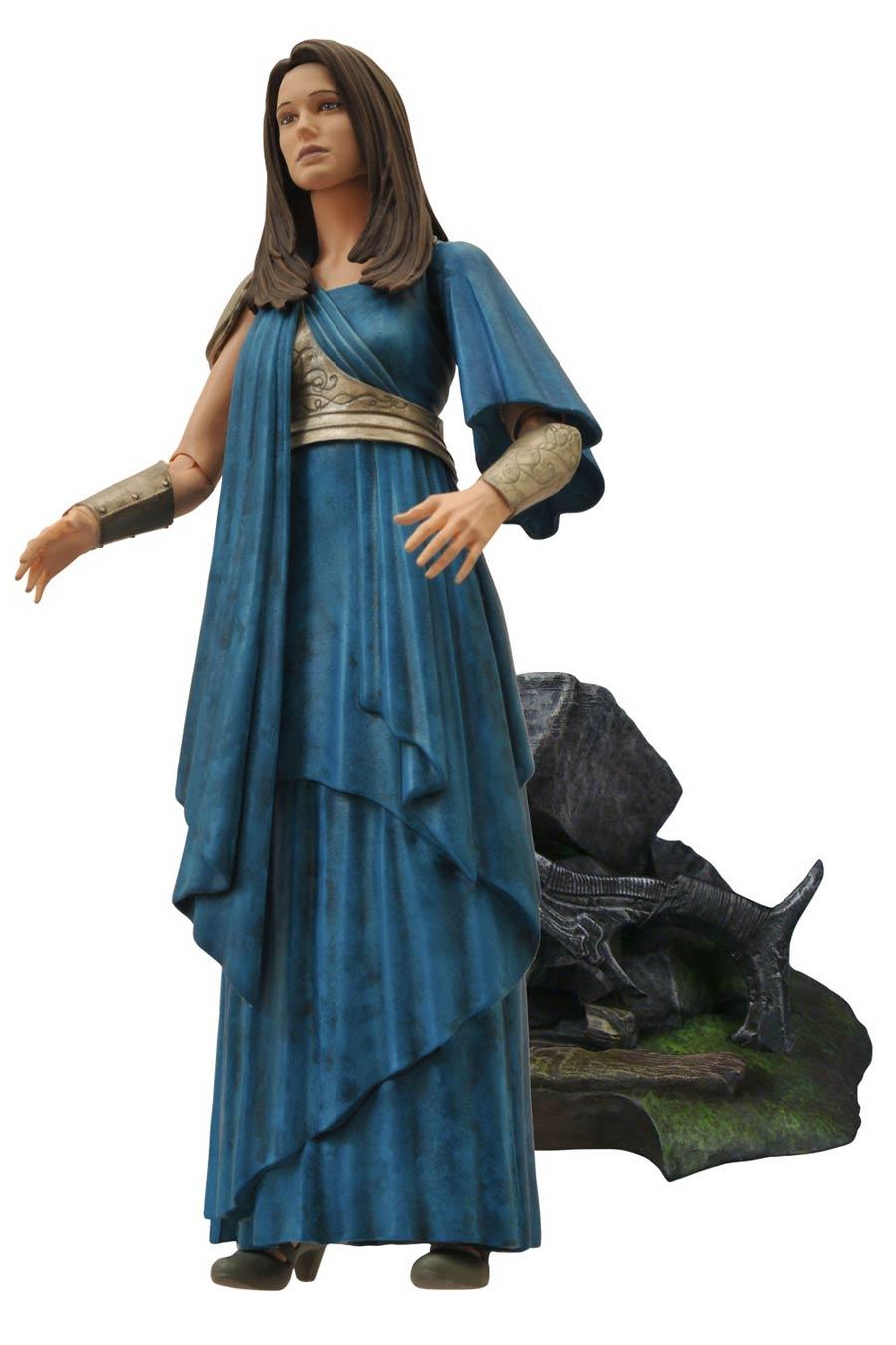 Marvel Select Thor Dark World Jane Foster Action Figure