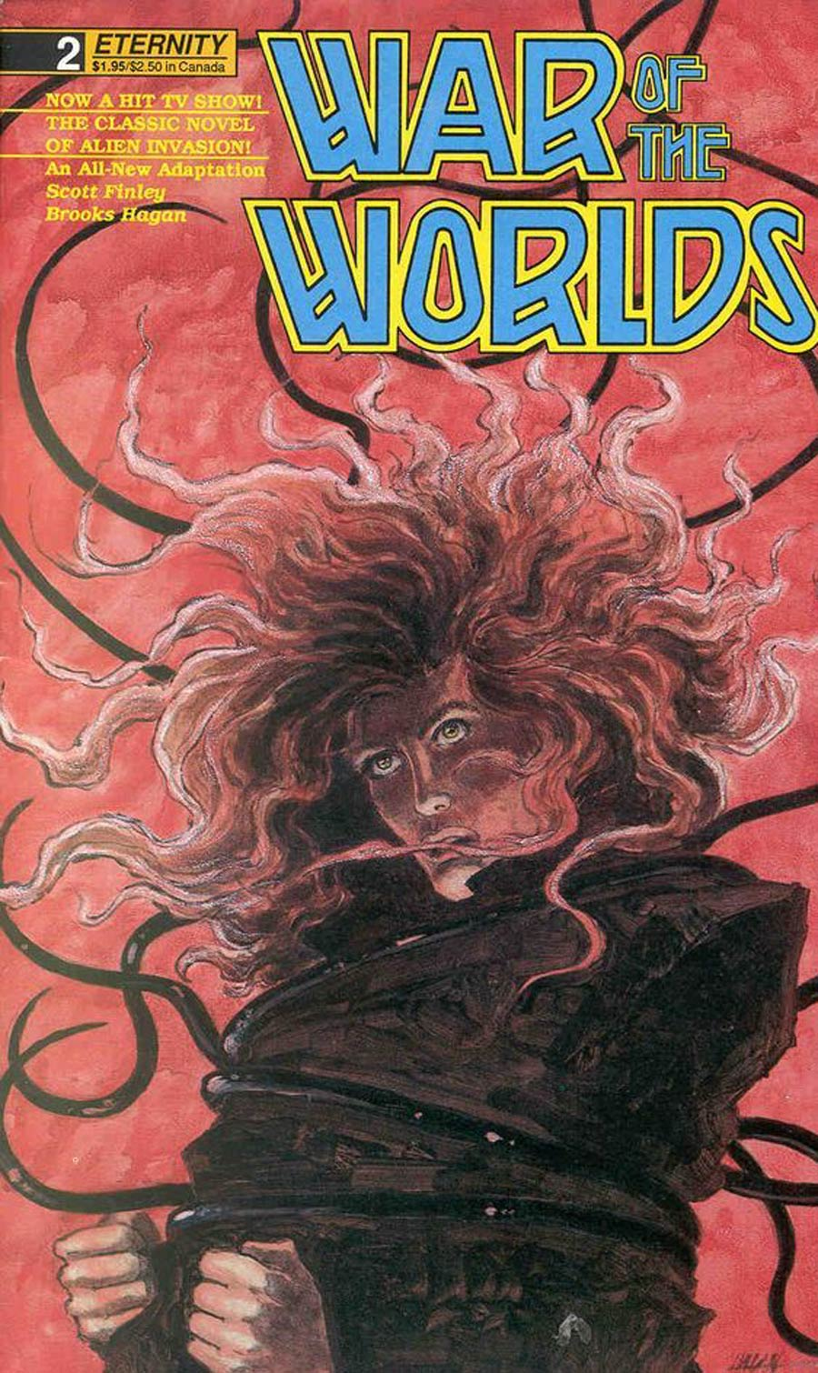 War Of The Worlds (Eternity) #2