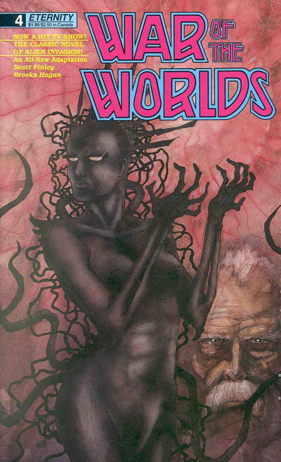 War Of The Worlds (Eternity) #4