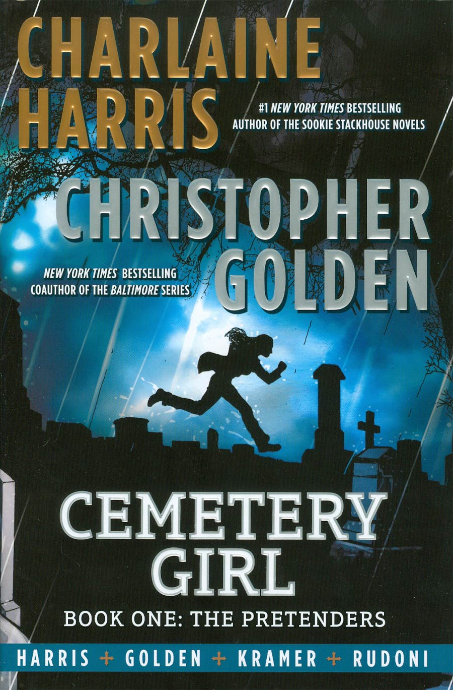 Cemetery Girl Book 1 The Pretenders HC
