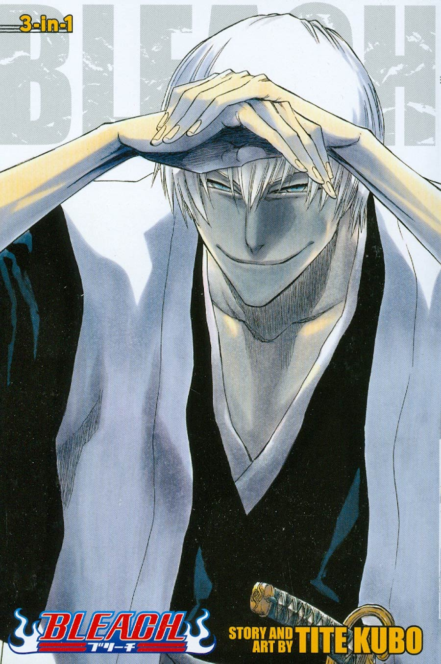 Bleach 3-In-1 Edition Vols 19 - 20 - 21 TP