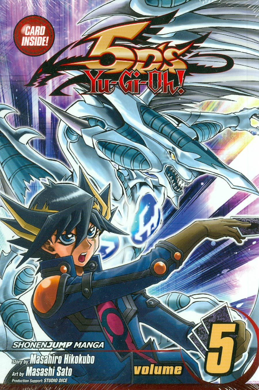 Yu-Gi-Oh 5Ds Vol 5 GN