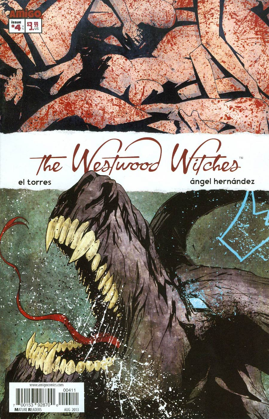 Westwood Witches #4
