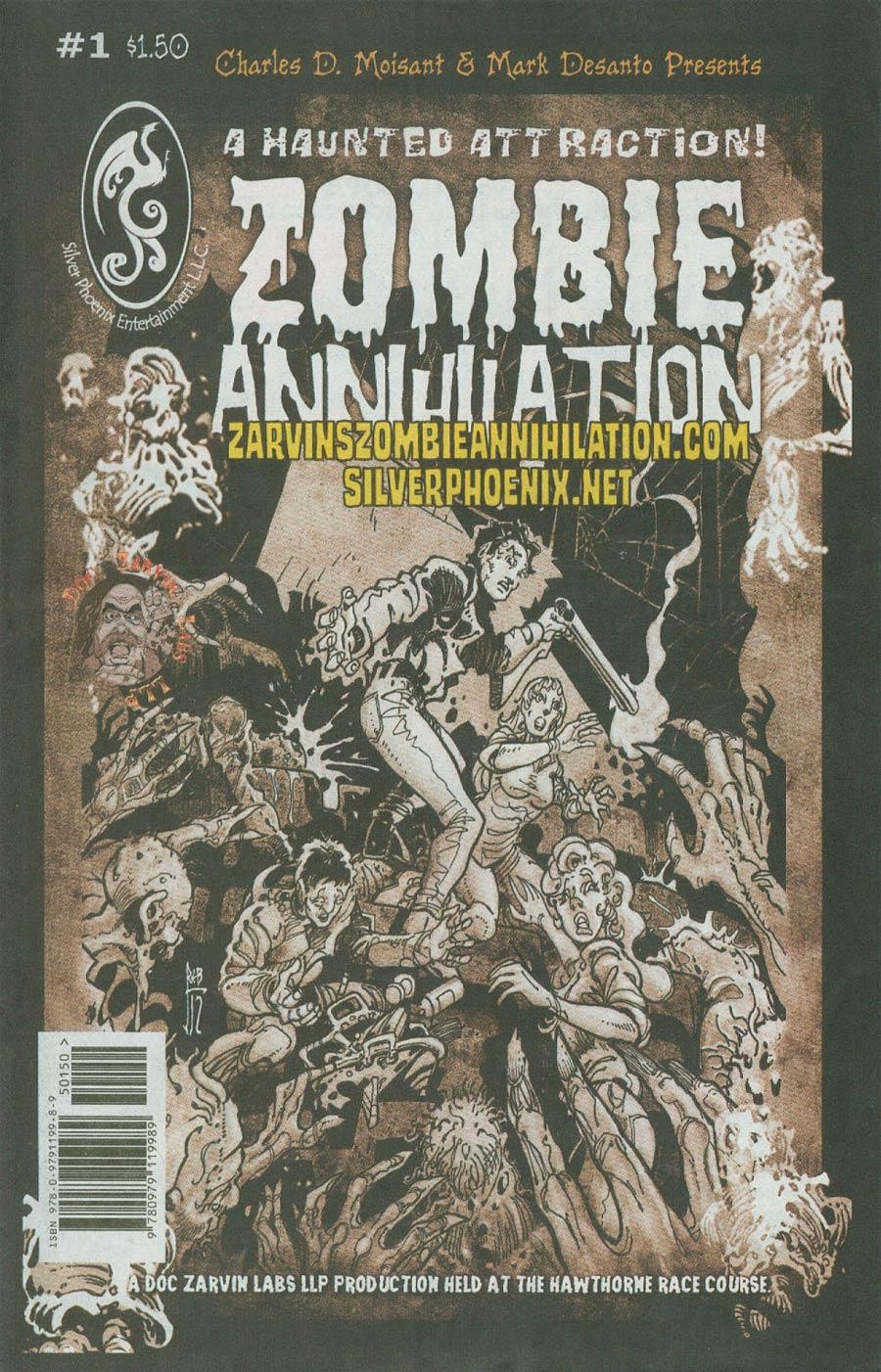 Zombie Annihilation One Shot