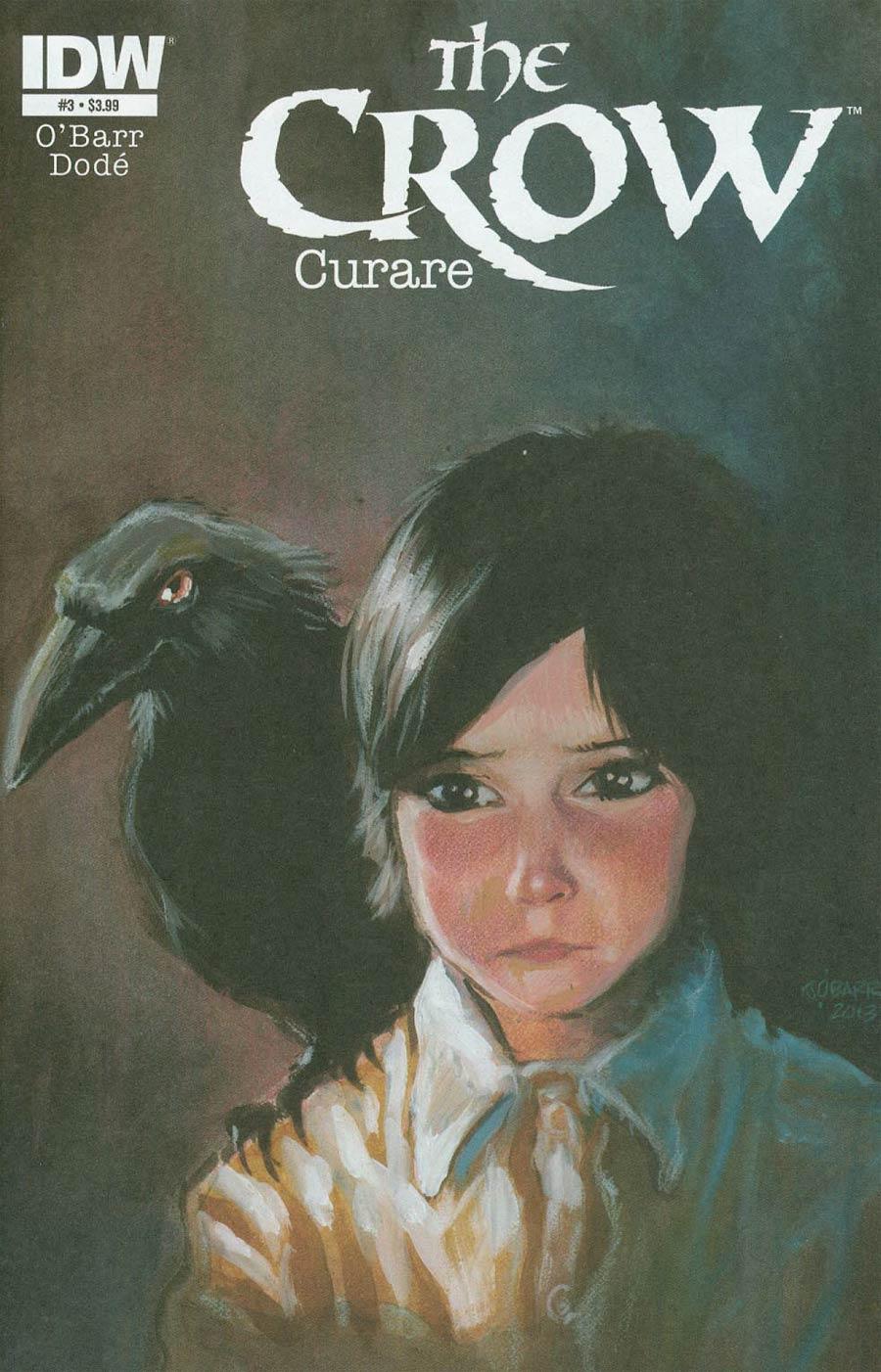 Crow Curare #3