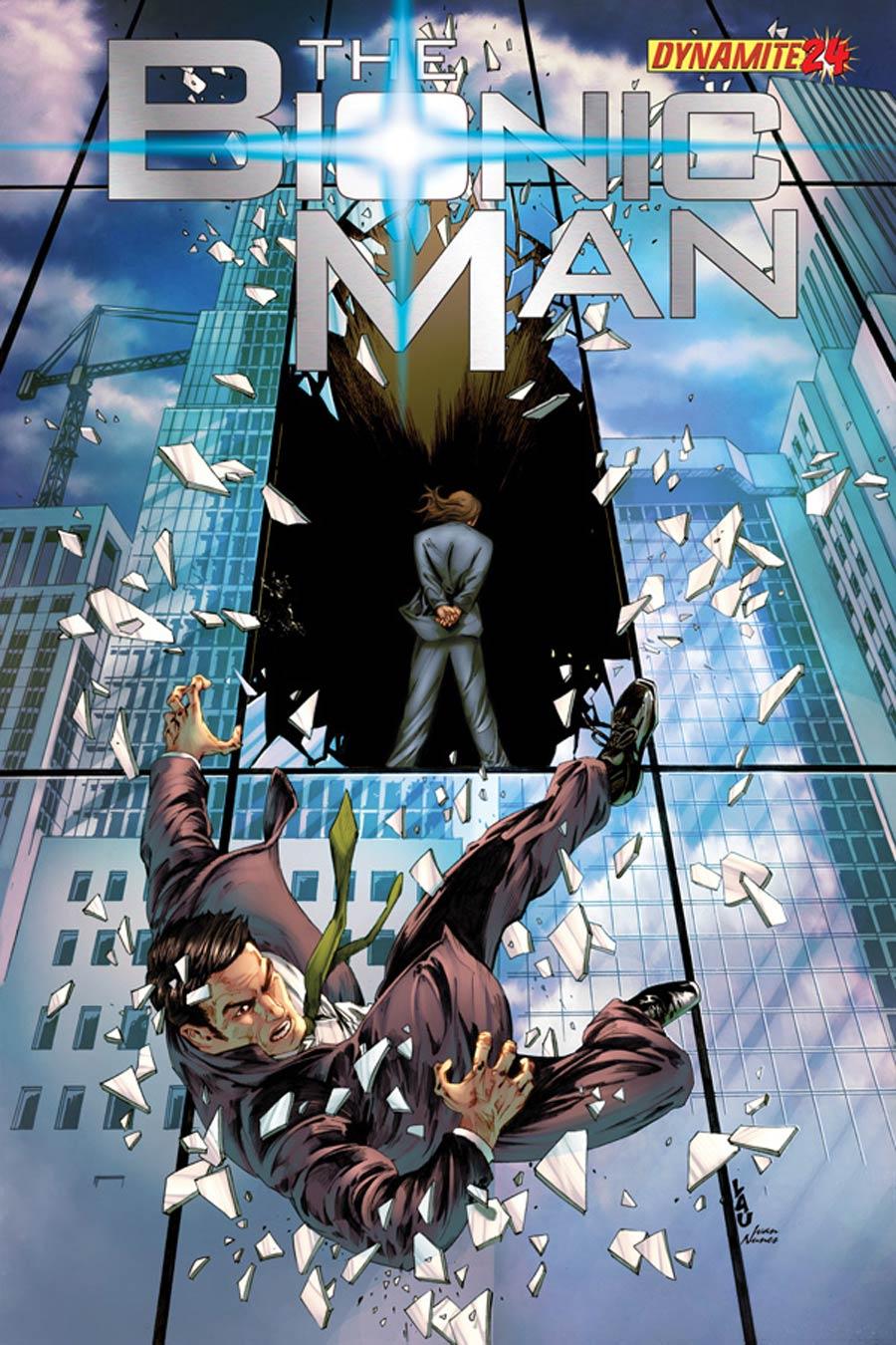 Bionic Man #24