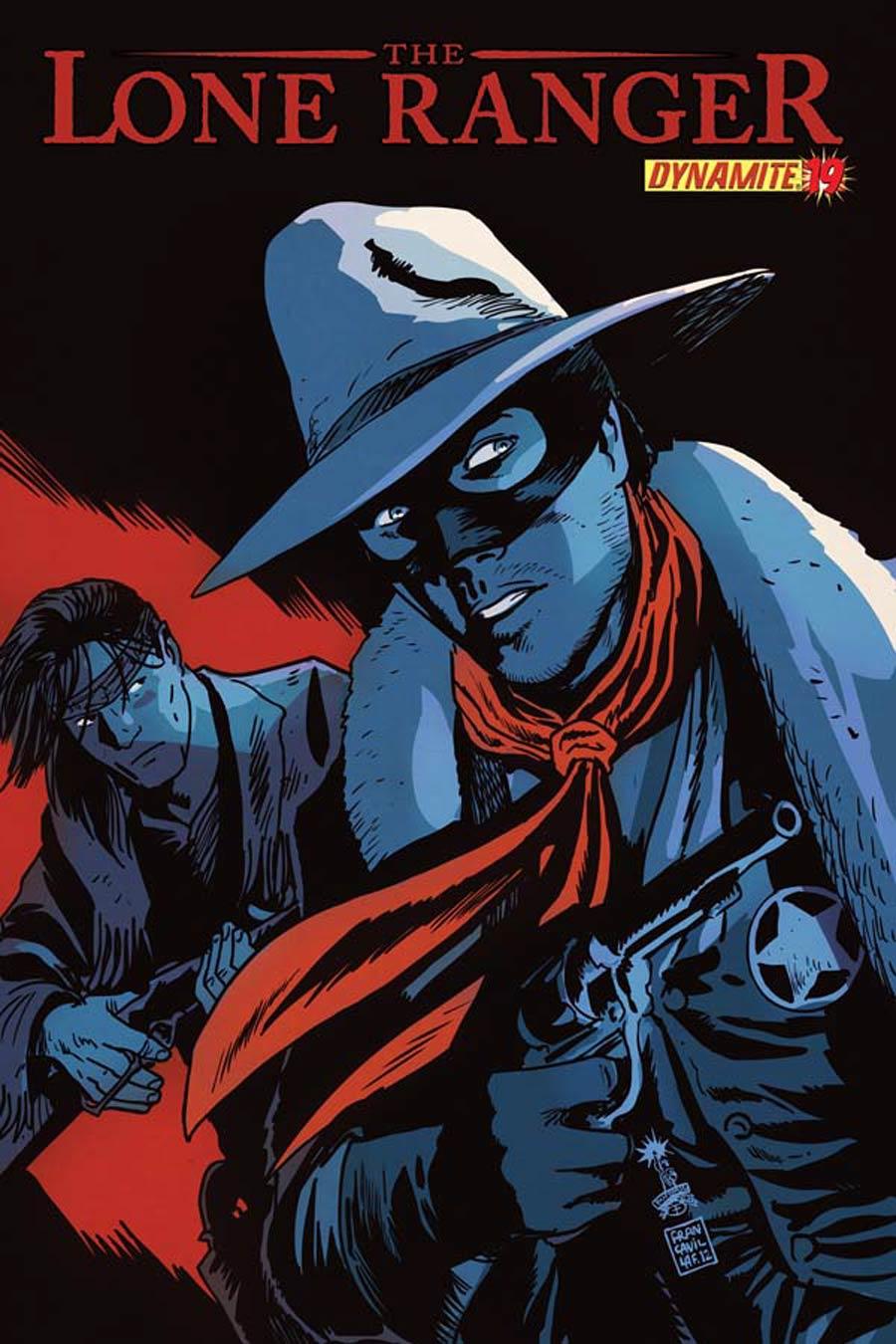 Lone Ranger Vol 5 #19