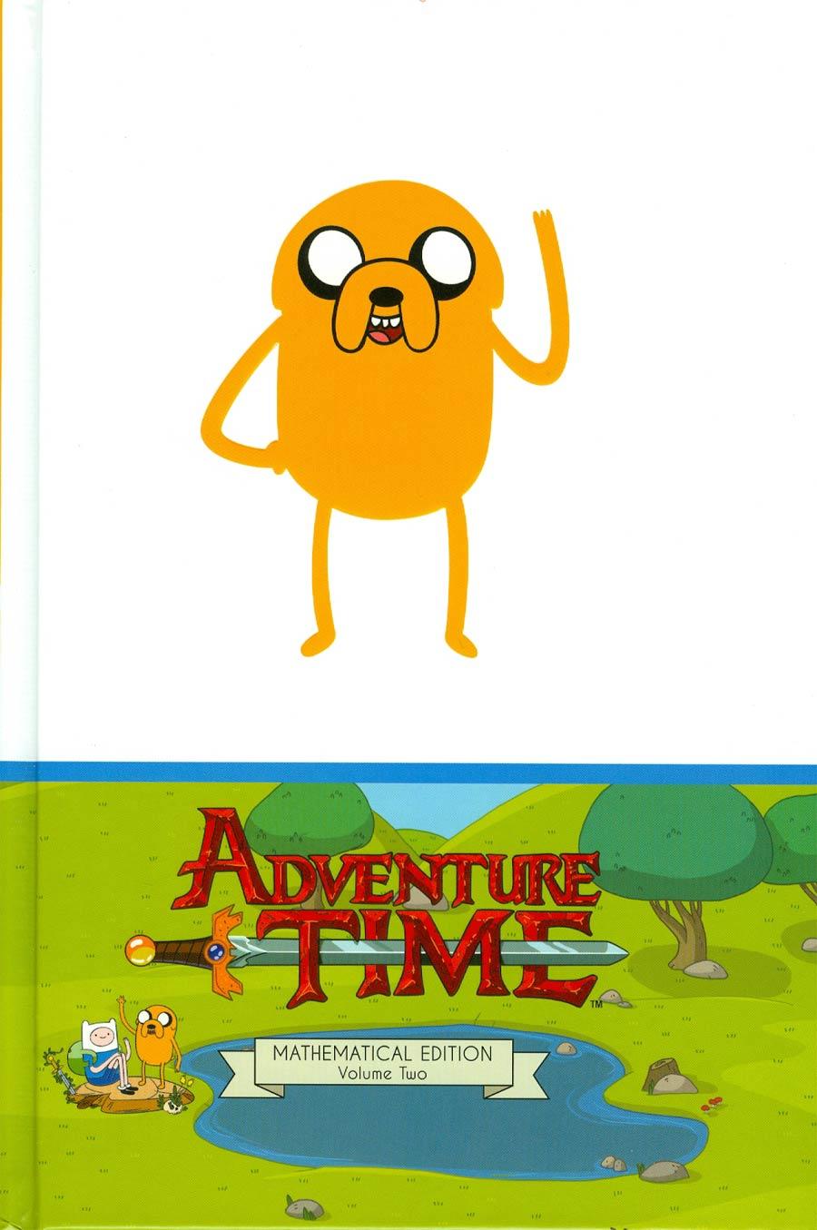 Adventure Time Mathematical Edition Vol 2 HC