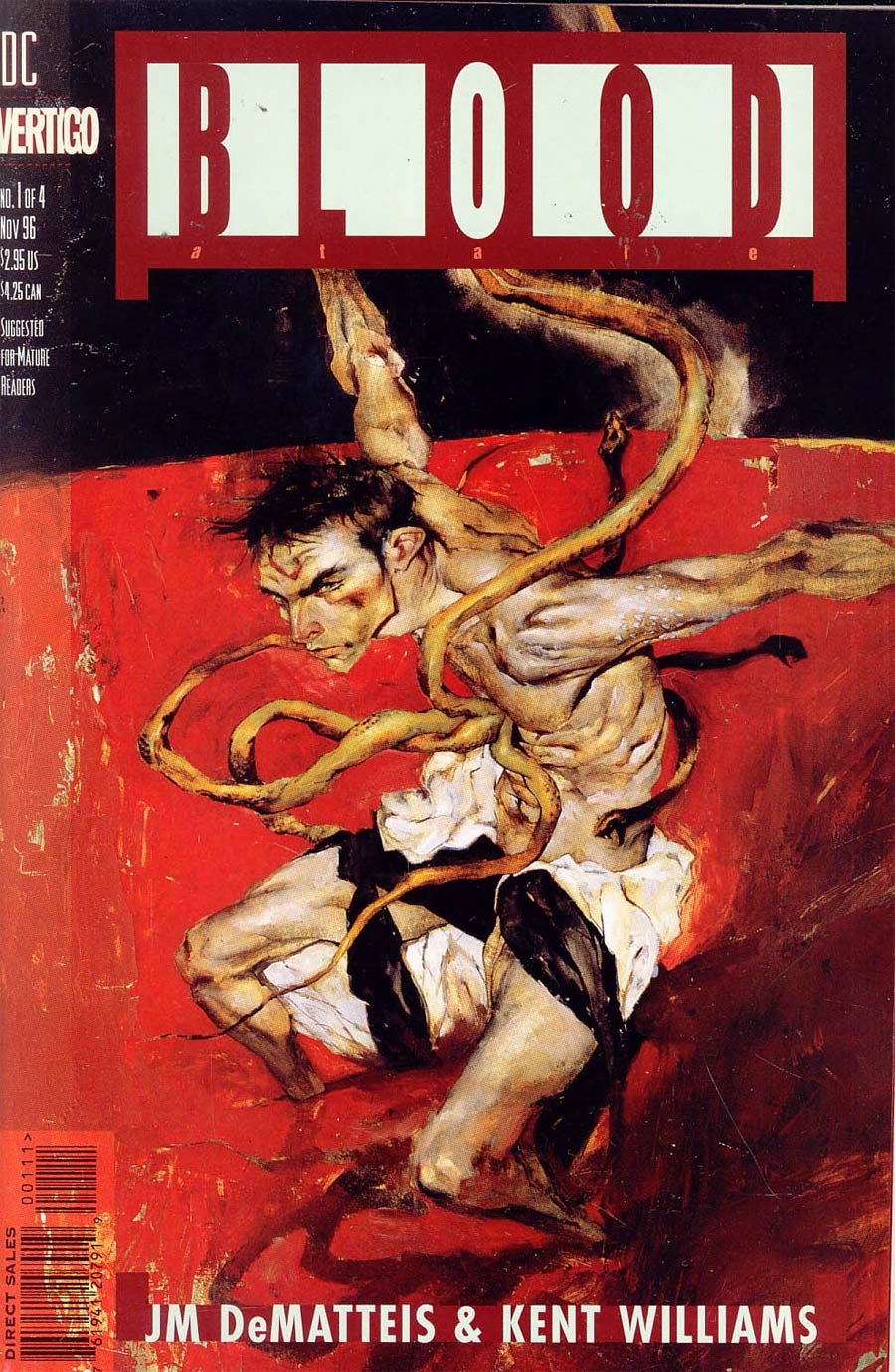Blood A Tale Reprint Series #1