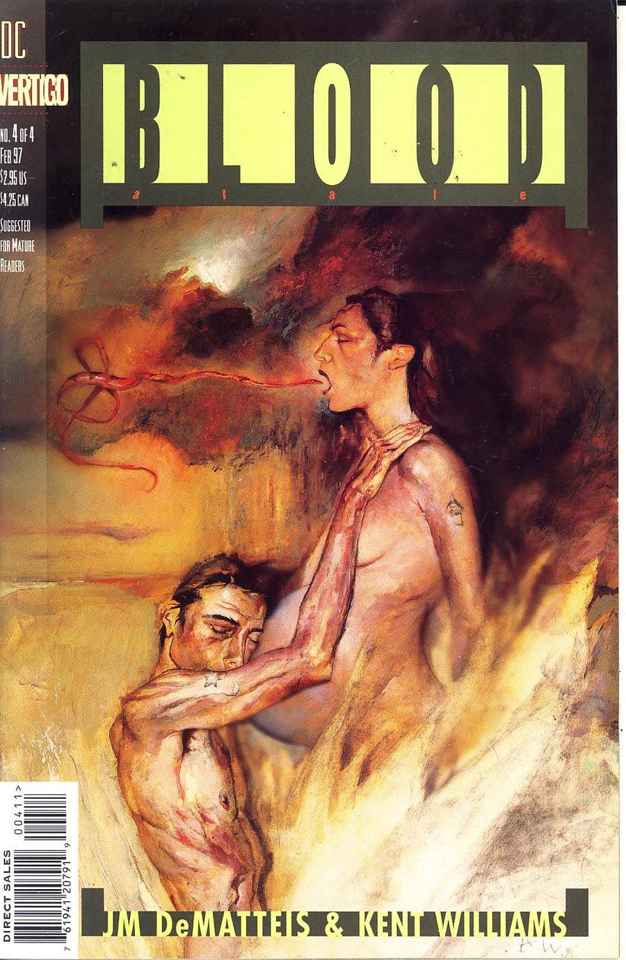 Blood A Tale Reprint Series #4
