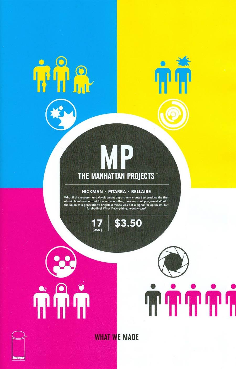 Manhattan Projects #17
