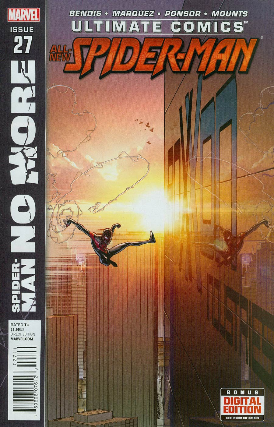 Ultimate Comics Spider-Man Vol 2 #27