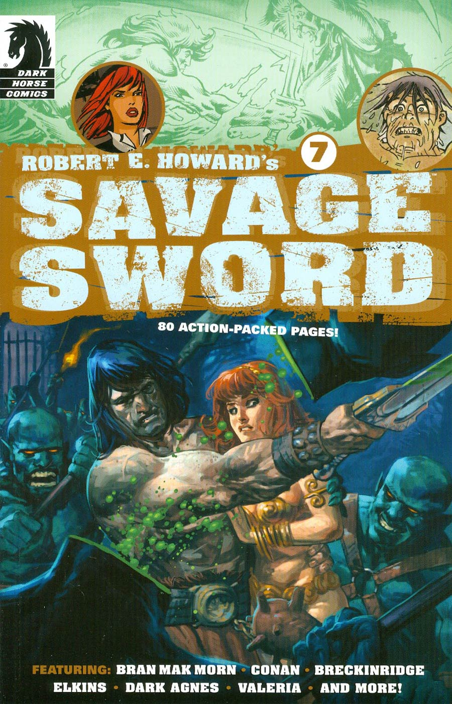 Robert E Howards Savage Sword #7