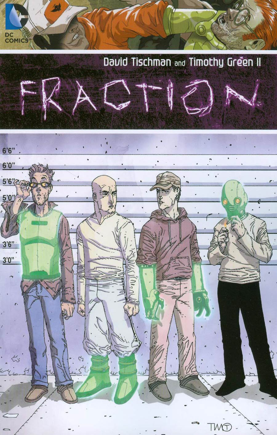 Fraction TP New Edition