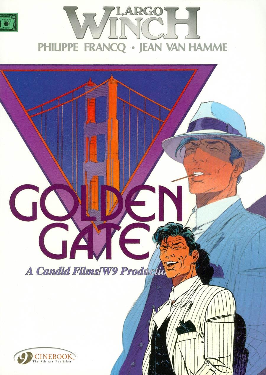 Largo Winch Vol 7 Golden Gate GN