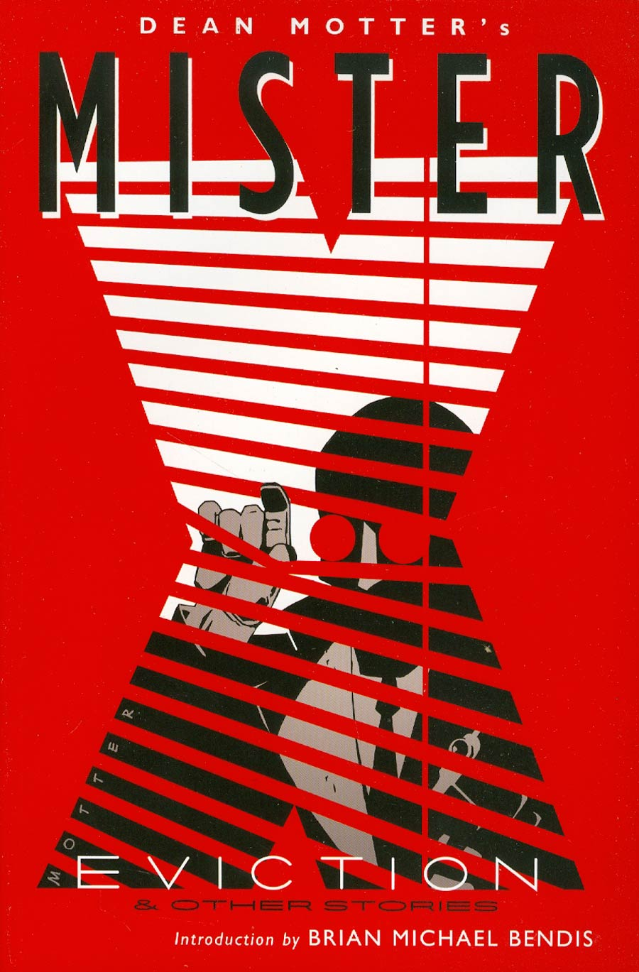 Mister X Vol 2 Eviction And Other Stories TP