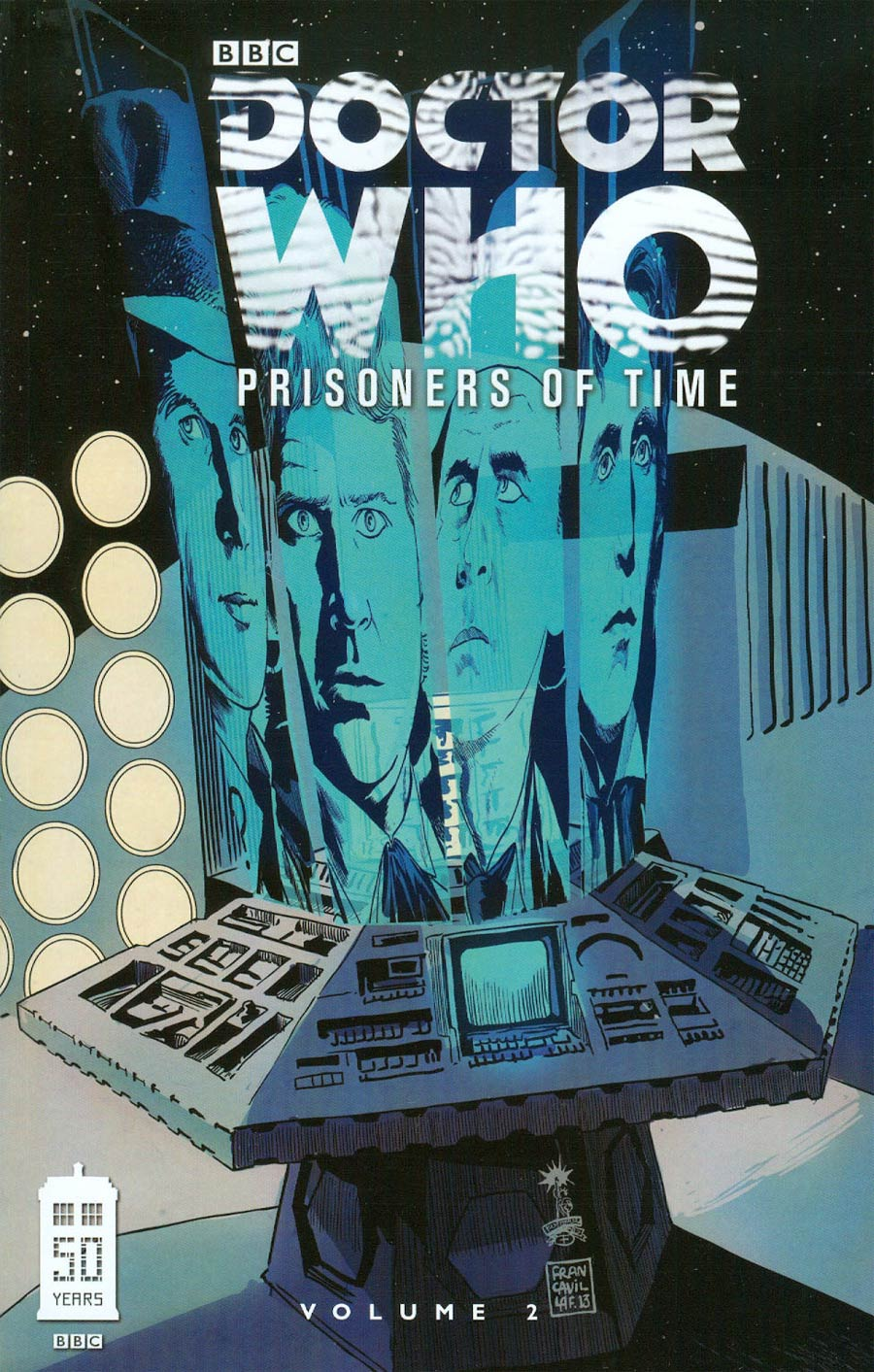 Doctor Who Prisoners Of Time Vol 2 TP
