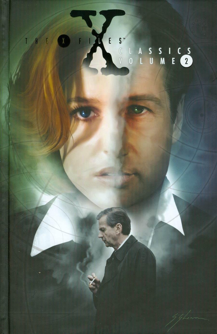 X-Files Classics Vol 2 HC