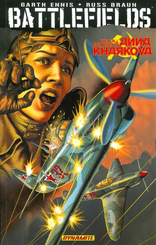 Garth Ennis Battlefields Vol 8 Fall And Rise Of Anna Kharkova TP