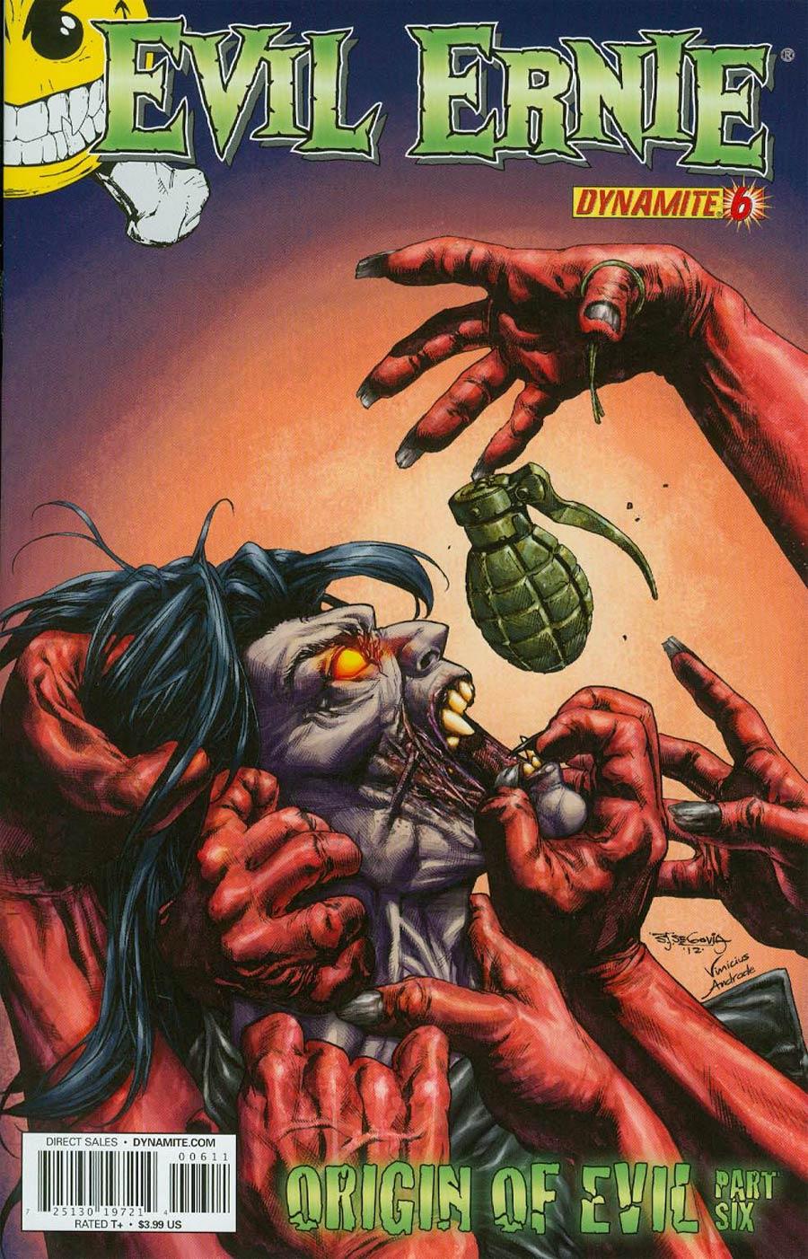 Evil Ernie Vol 3 #6 Cover D Regular Stephen Segovia Cover