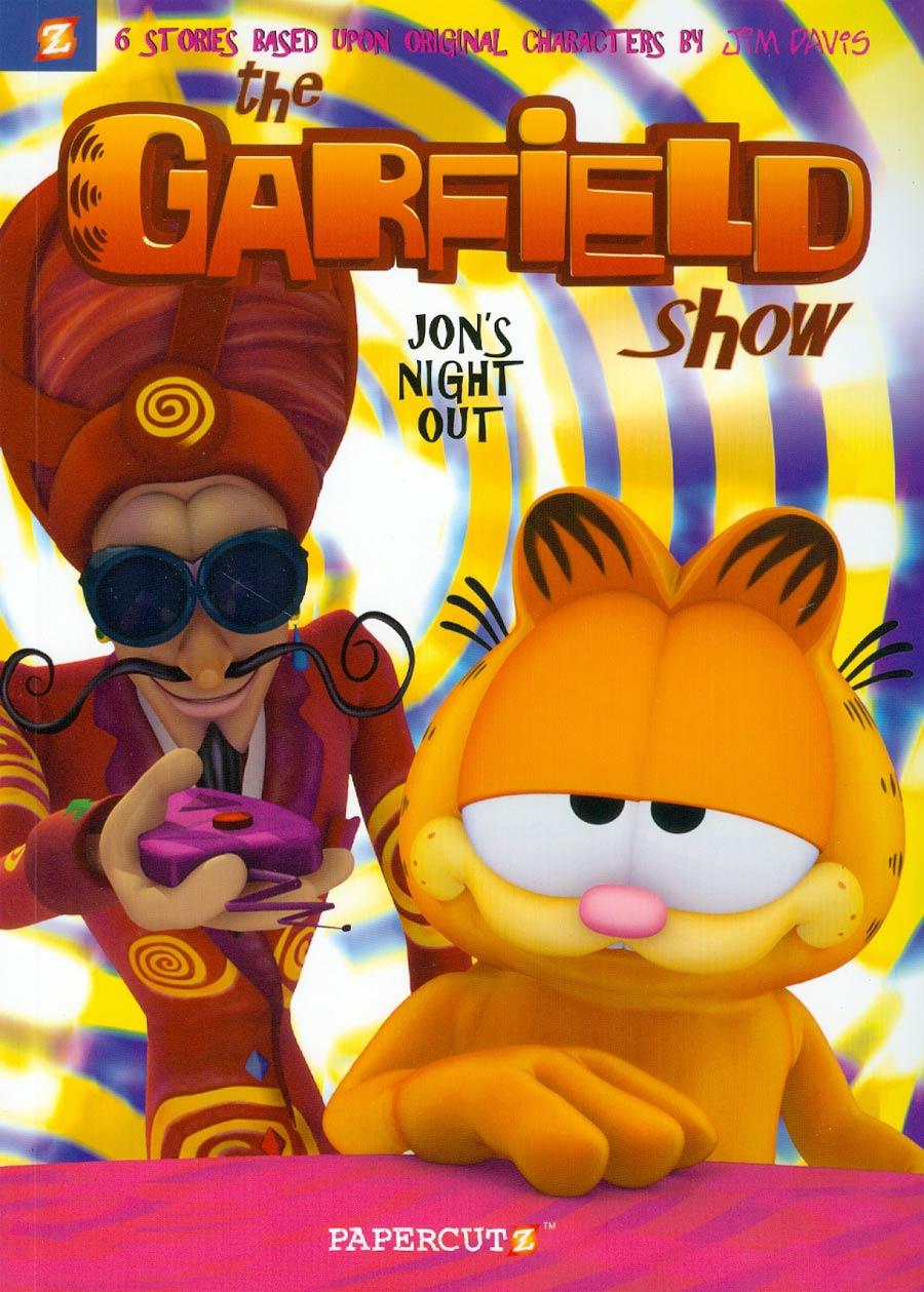 Garfield Show Vol 2 Jons Night Out TP