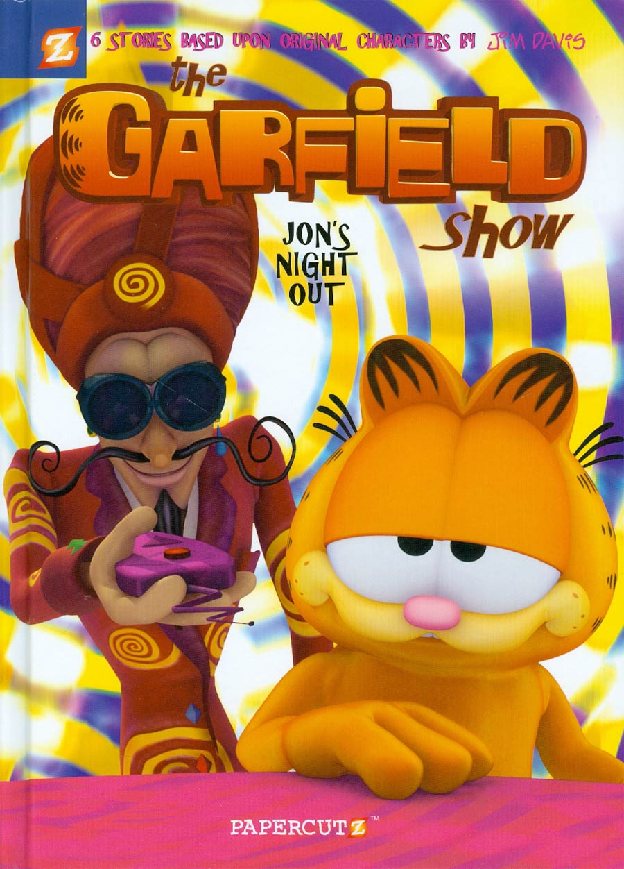 Garfield Show Vol 2 Jons Night Out HC