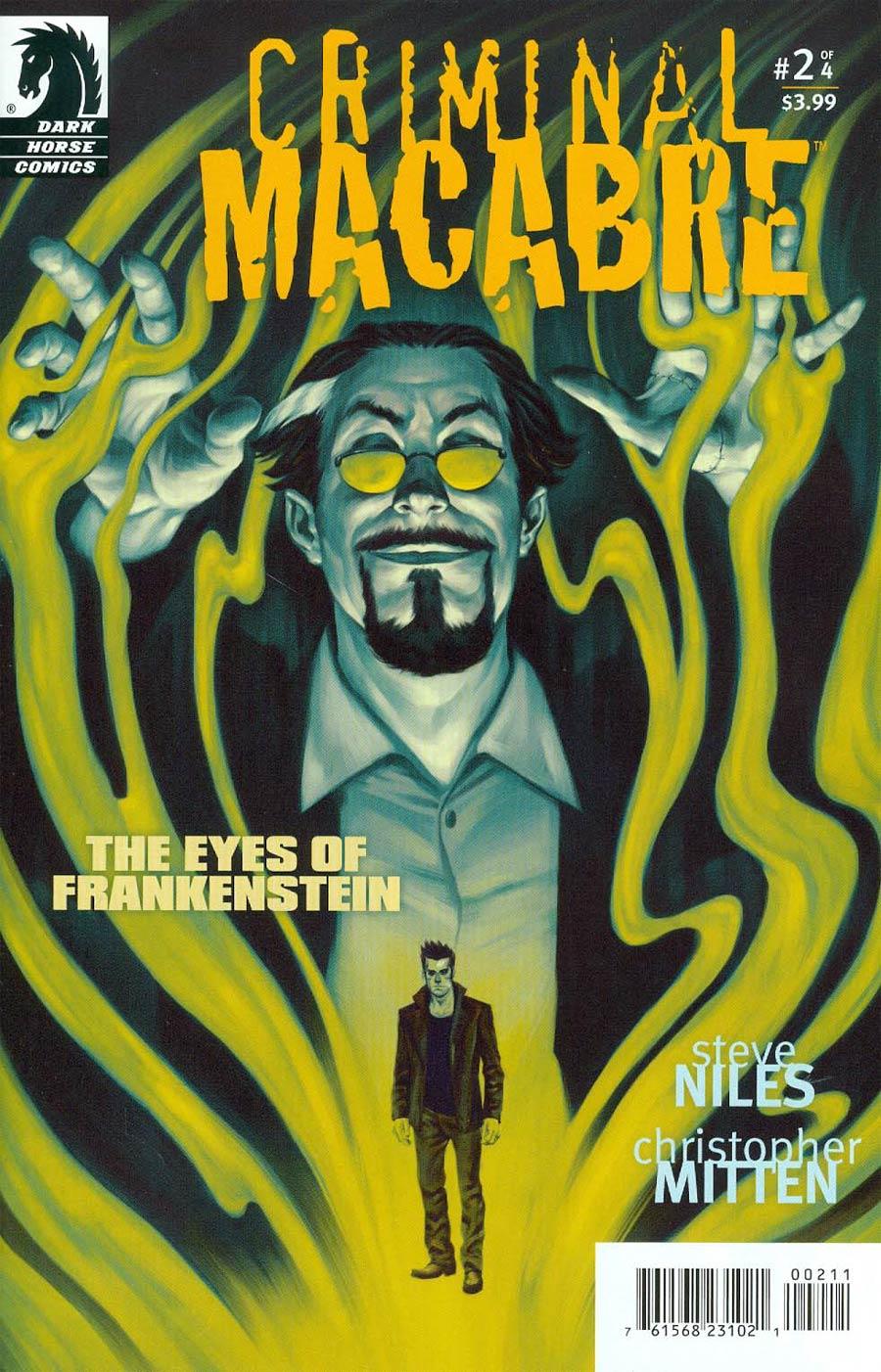 Criminal Macabre Eyes Of Frankenstein #2