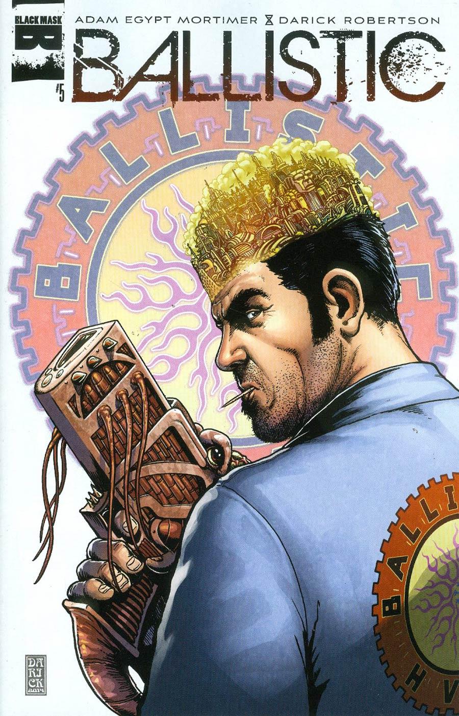 Ballistic (Black Mask Comics) #5