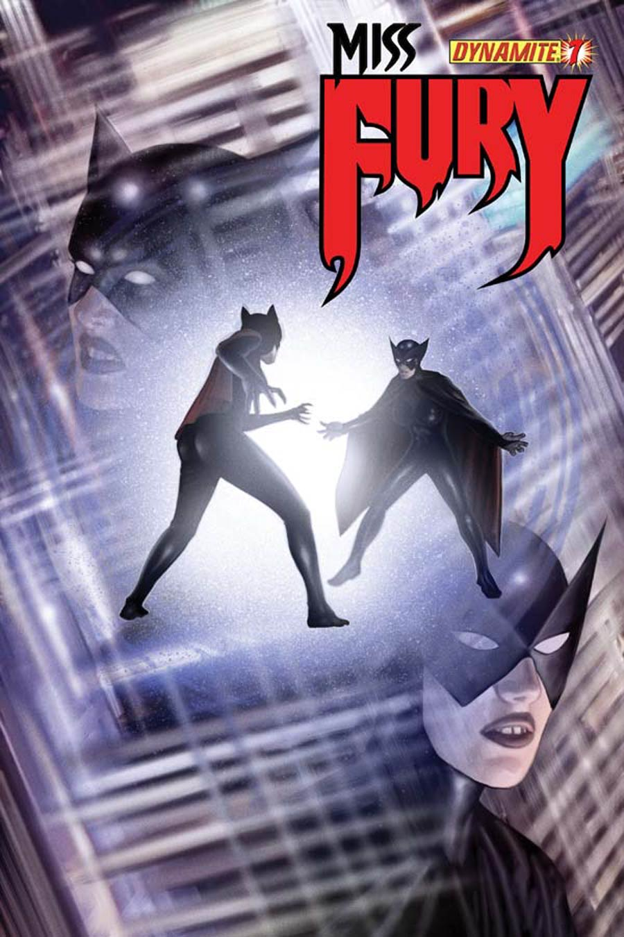Miss Fury Vol 2 #7 Cover C Regular Colton Worley Cover