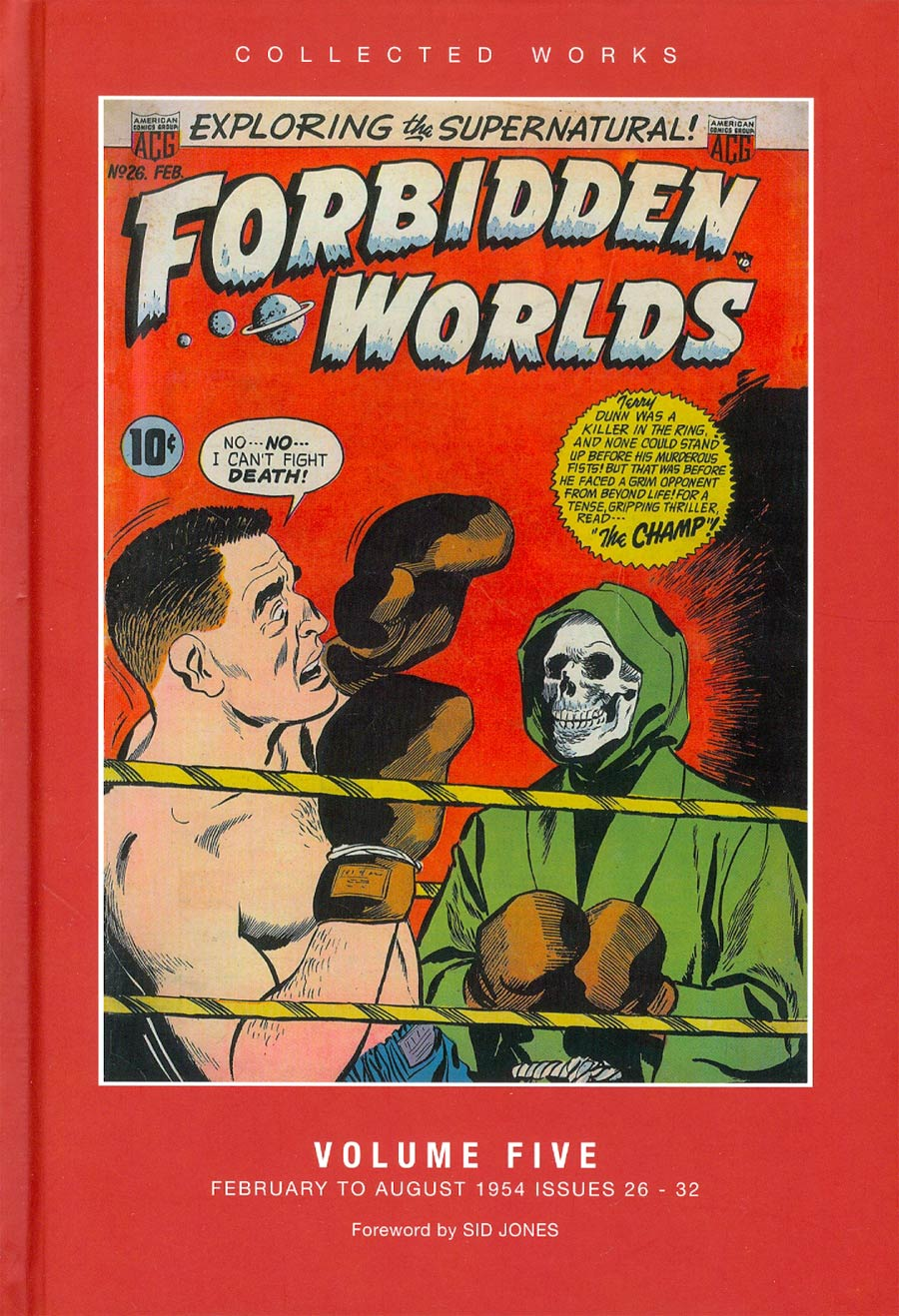 ACG Collected Works Forbidden Worlds Vol 5 HC