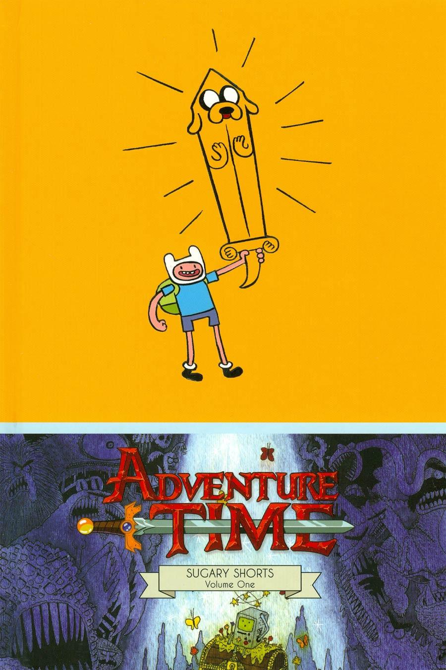 Adventure Time Sugary Shorts Vol 1 HC
