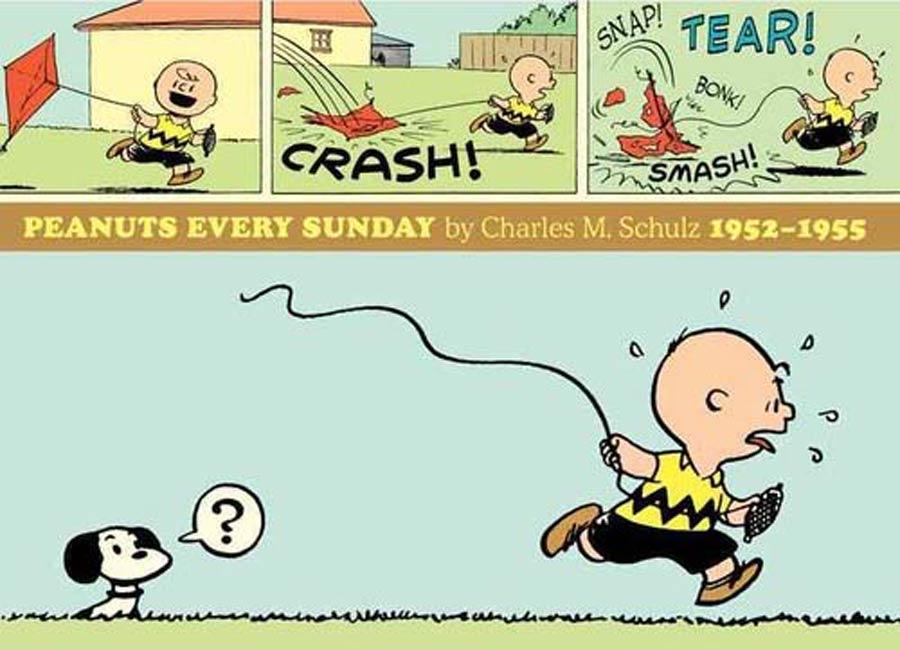 Peanuts Every Sunday Vol 1 1952 - 1955 HC
