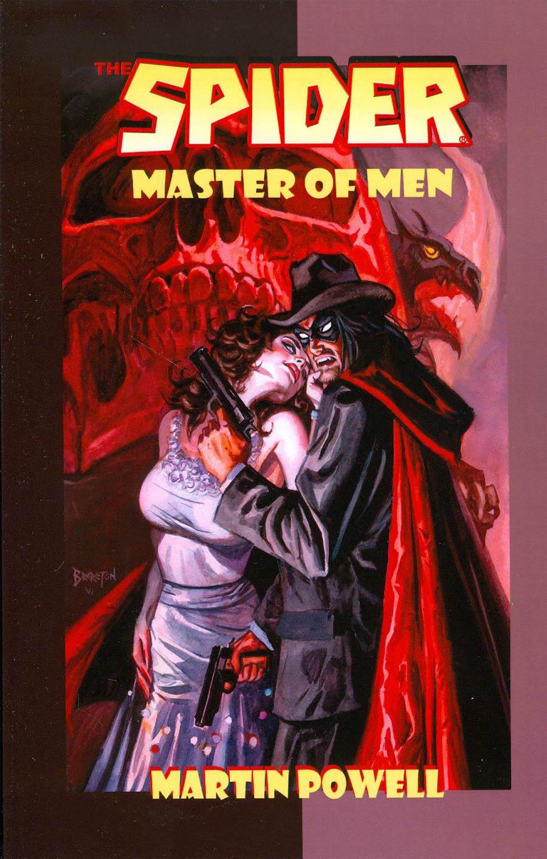 Spider Master Of Men GN