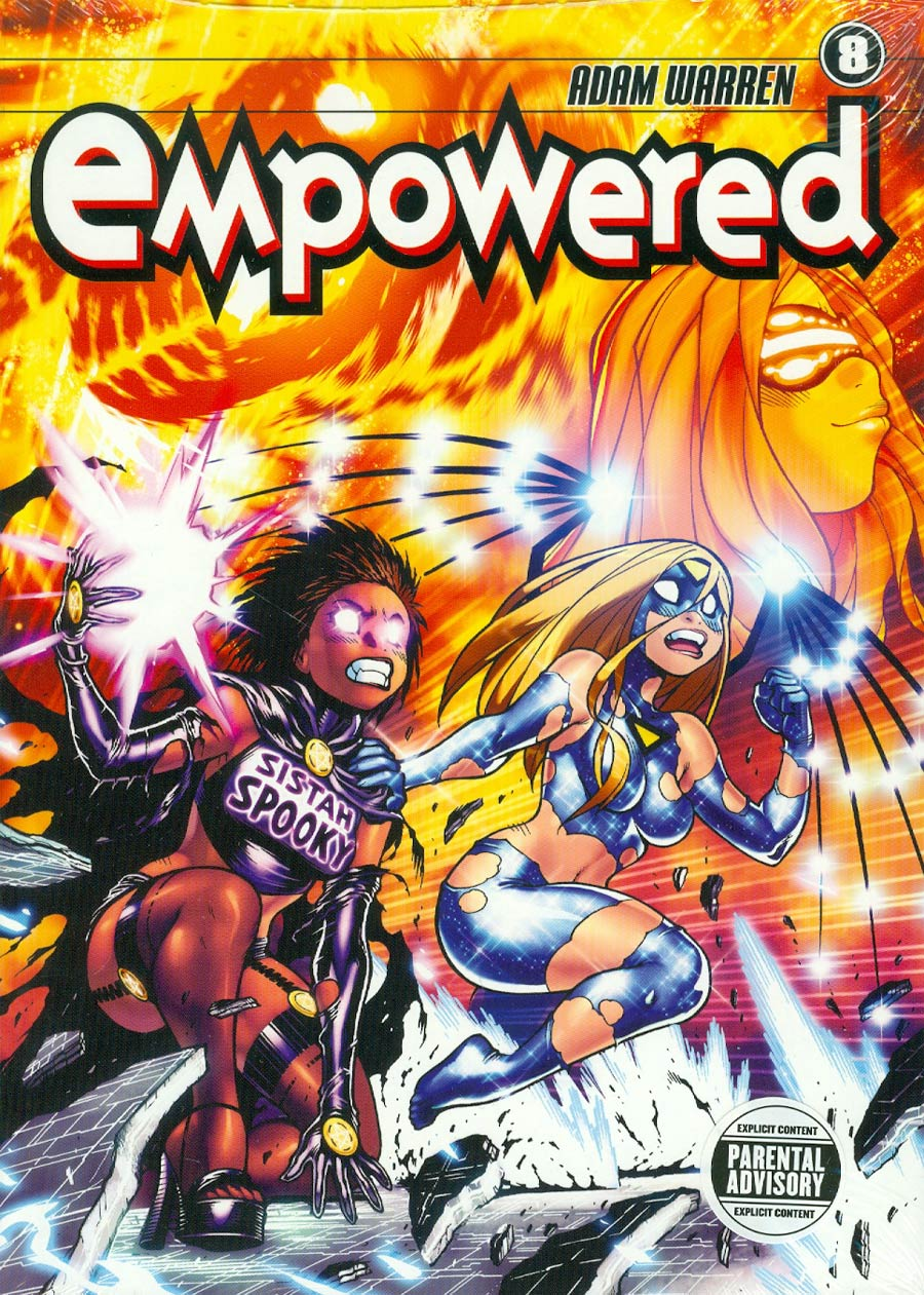 Empowered Vol 8 TP
