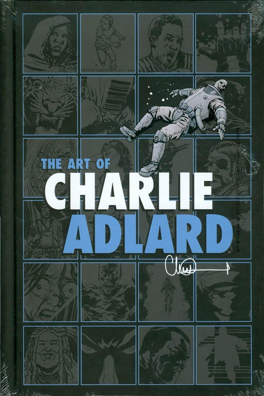 Art Of Charlie Adlard HC