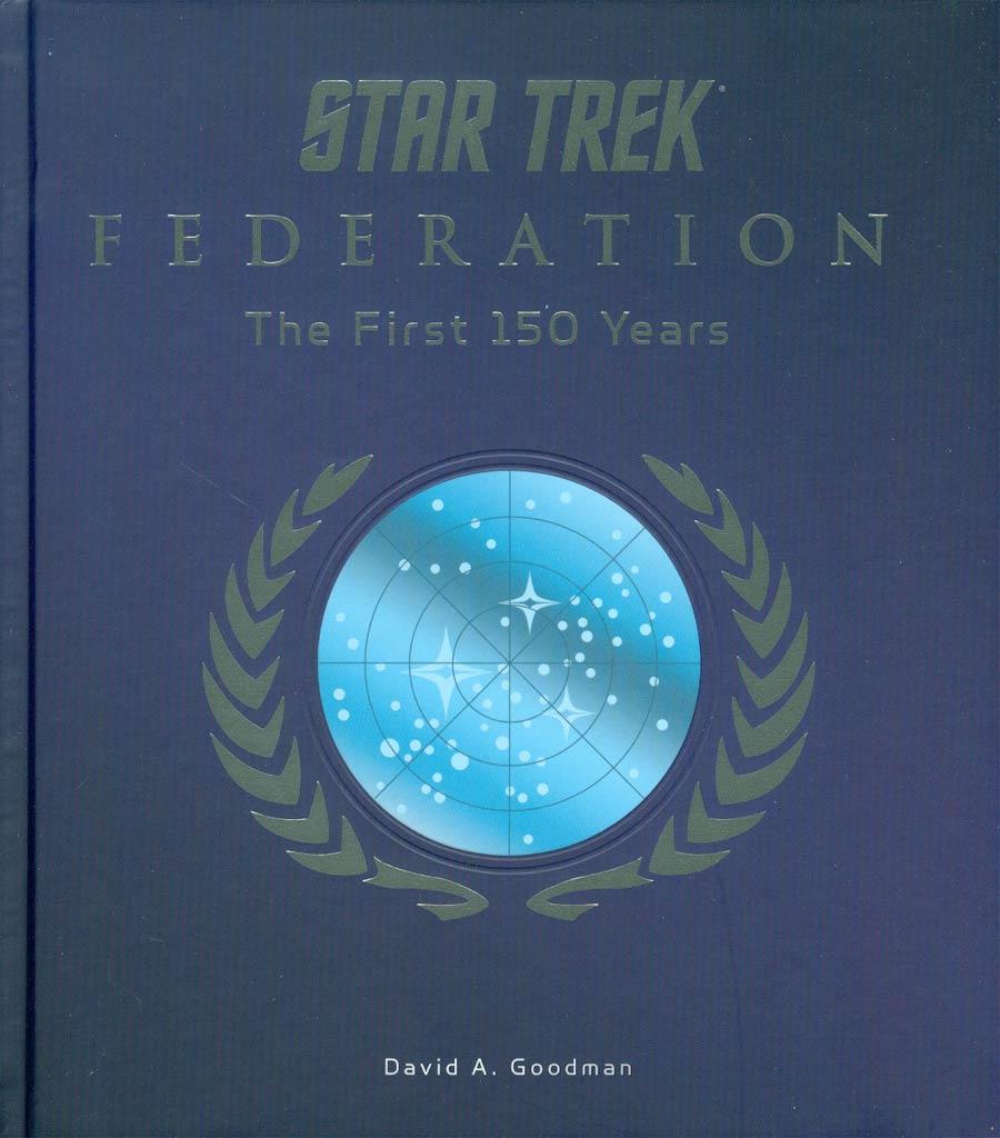 Star Trek Federation First 150 Years HC