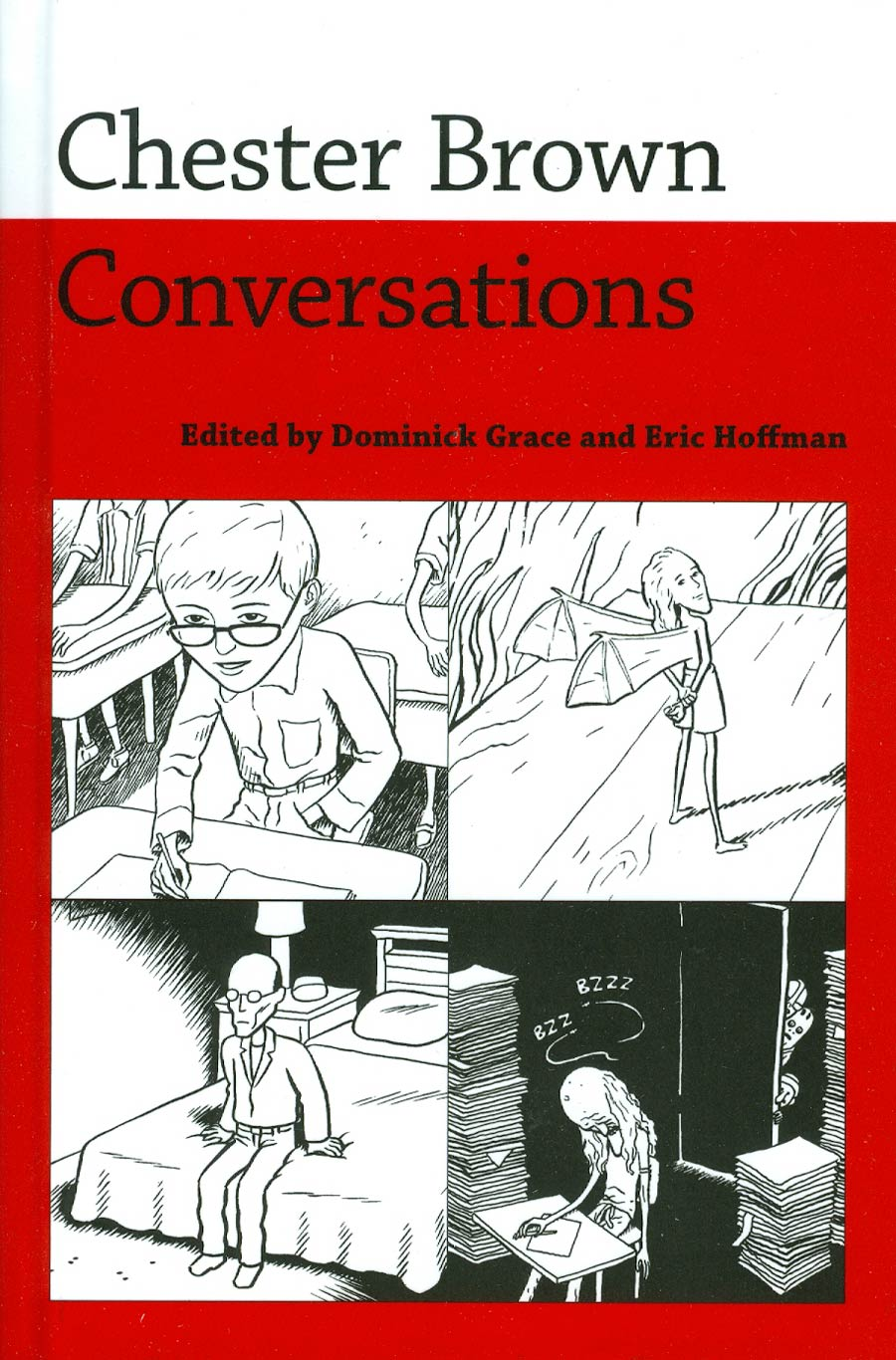 Chester Brown Conversations HC