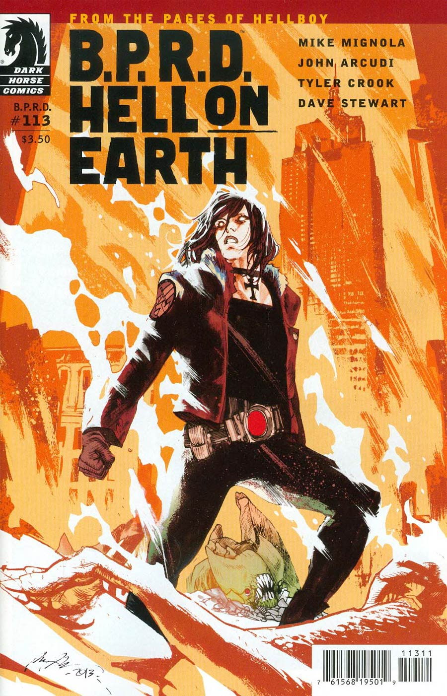 BPRD Hell On Earth #113