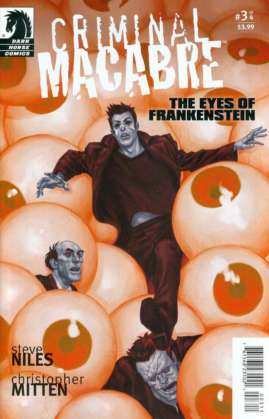 Criminal Macabre Eyes Of Frankenstein #3