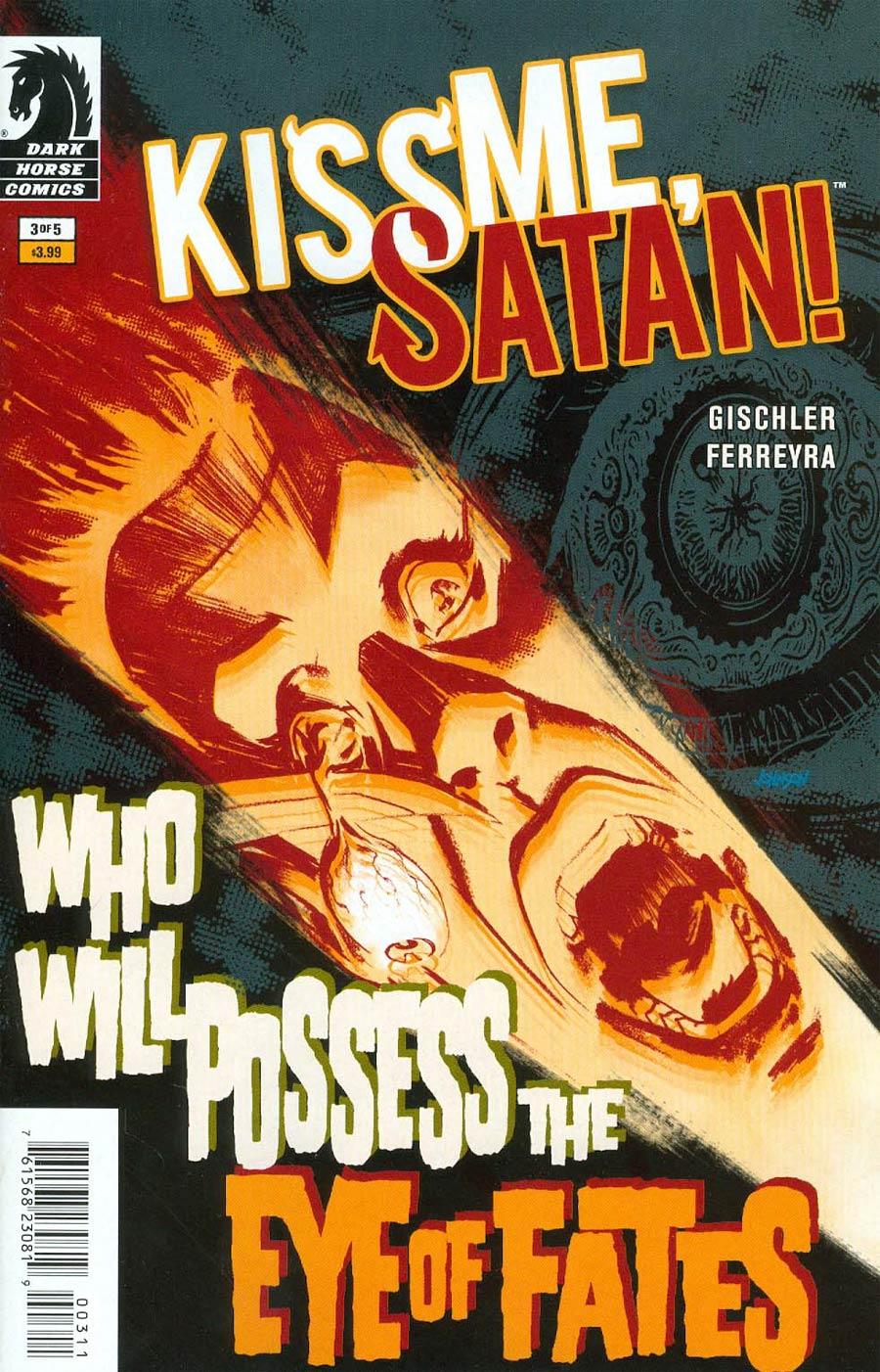 Kiss Me Satan #3