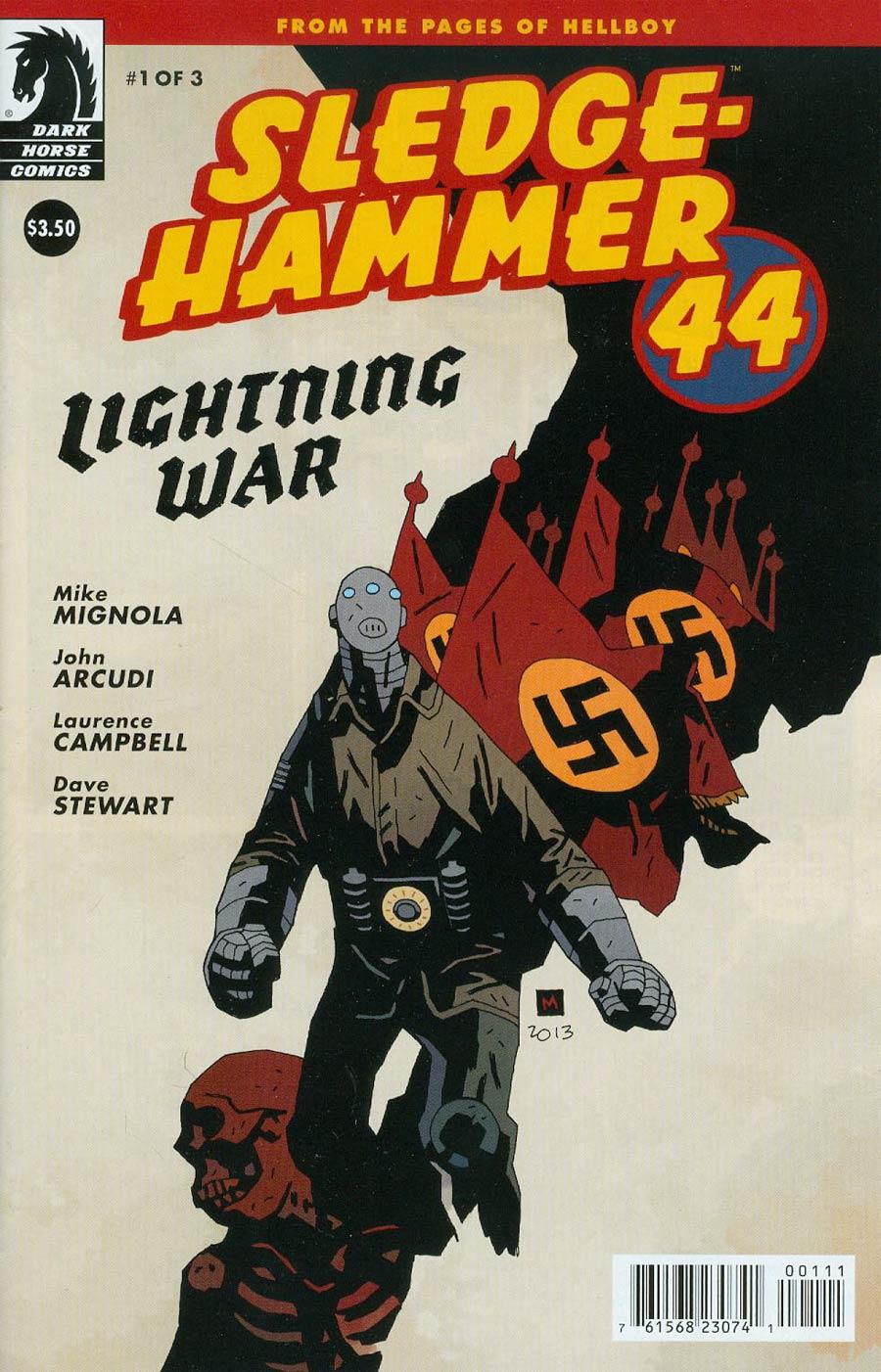Sledgehammer 44 Lightning War #1