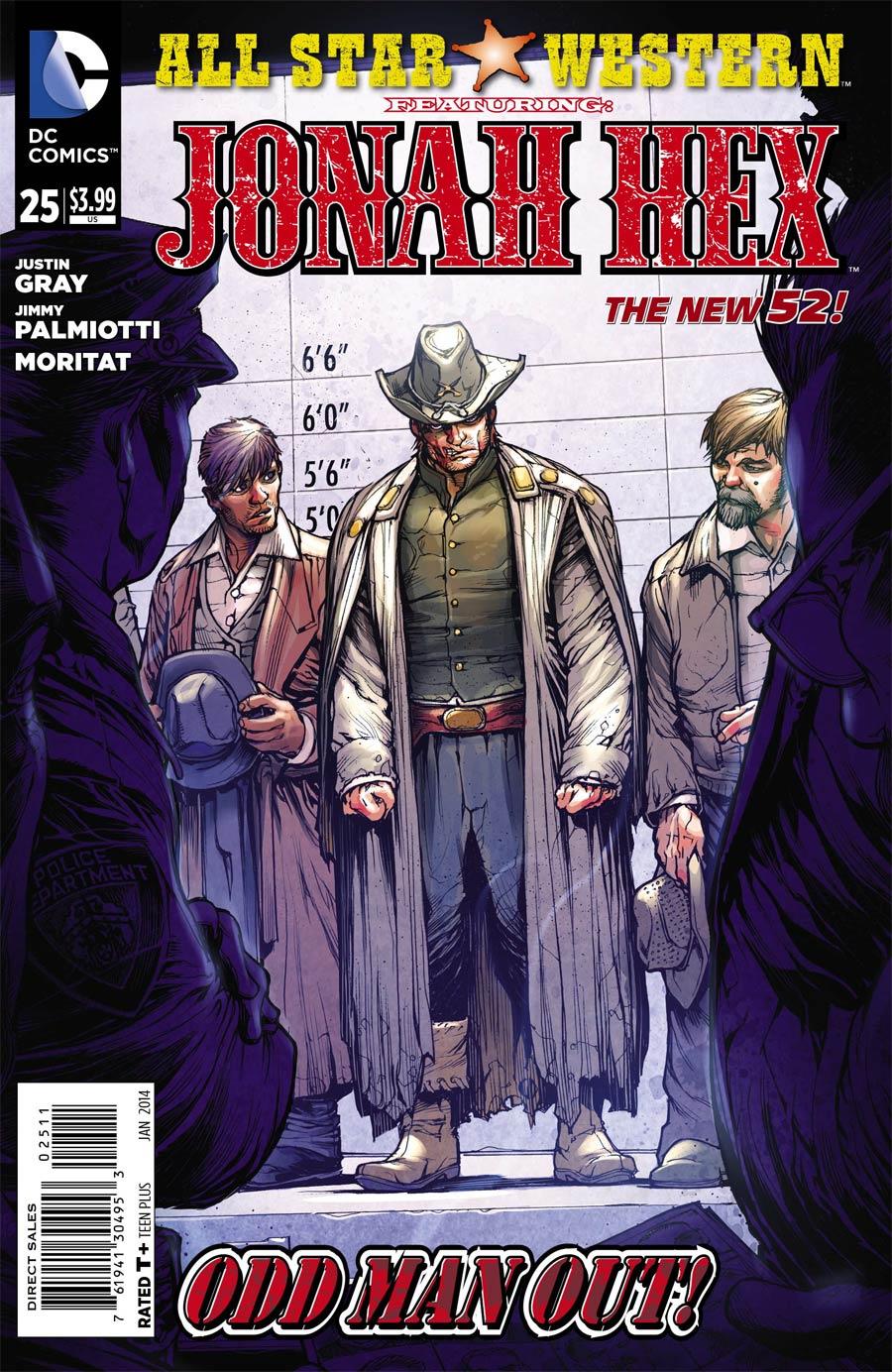 All Star Western Vol 3 #25