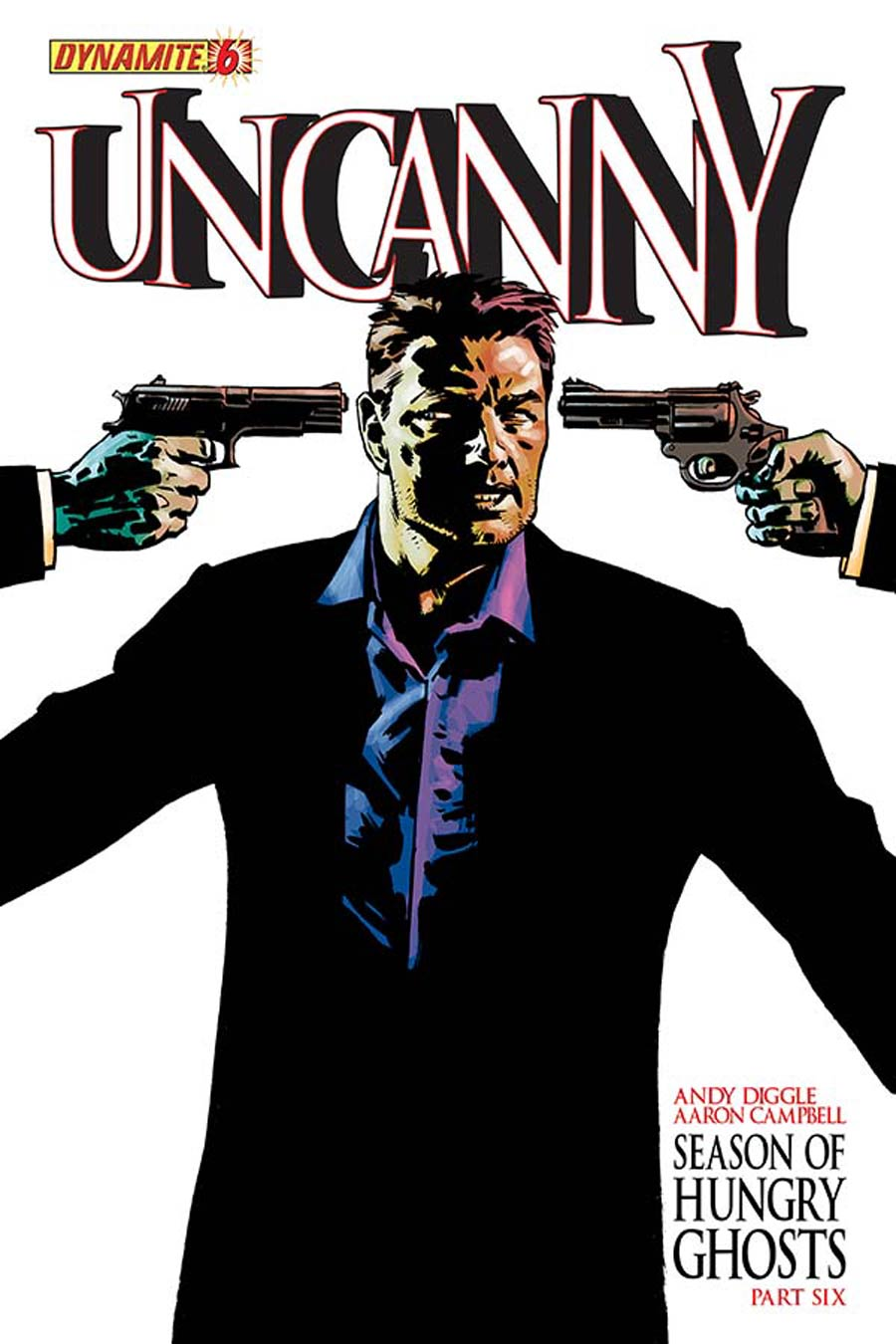 Uncanny #6 Cover A Regular Sean Phillips Cover