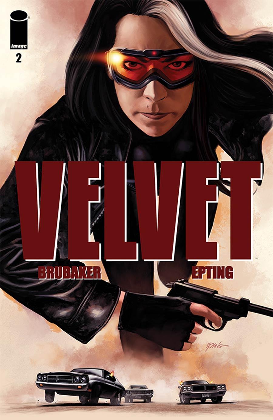 Velvet #2 Cover A 1st Ptg