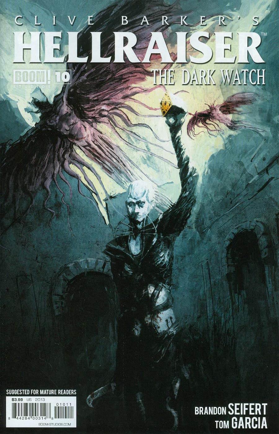 Clive Barkers Hellraiser Dark Watch #10