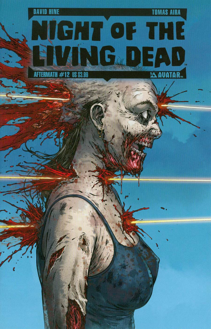 Night Of The Living Dead Aftermath #12 Cover A Regular Cover